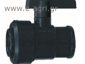 "BALL VALVE FEMALE-FEMALE F-F 2""X2"""