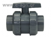 "BALL VALVE THREADED 3 ""X3"""