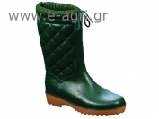 HUNTER BOOT WITH FUR N0 43