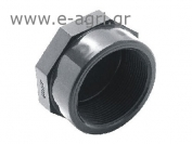 CAP (THREADED) 1 1/2""