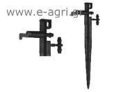 DRIPPER WITH STAKE FOR FLOWER POT 2L