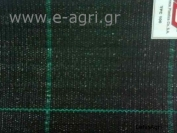 WOVEN GEOTEXTILES (Black color) 1X100m.