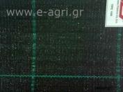 WOVEN GEOTEXTILES (Black color) 4X100m.