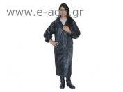 GABARDINE WATERPROOF (Polyamid) BLUE L