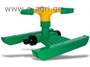 GARDEN SPRAYER WITH 3 NOZZLES IRRILE