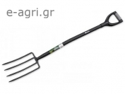 GARDEN FORK LETTICIA WITH METAL HANDLE